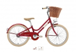"Creme Cycles - Mini Molly 20"" -red-"