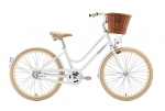 "Creme Cycles - Mini Molly 24"" -white-"