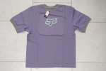 FOX racing T-Shirt - purple L